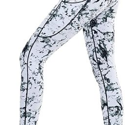 Dragon Fit High Waist Yoga Leggings with 3 Pockets,Tummy Control Workout Running 4 Way Stretch Yo... | Amazon (US)