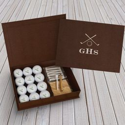 Personalized Golf Balls with Personalized Case, Monogram, Name or Initials, Golf Gift, Monogram G...   Etsy (US)