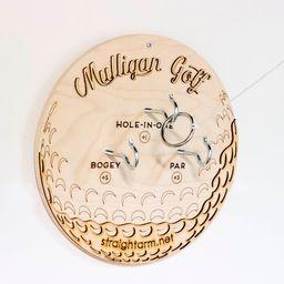 Mulligan Golf Ring Toss Game   Etsy (US)