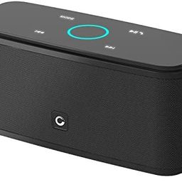 DOSS SoundBox Touch Portable Wireless Bluetooth Speakers with 12W HD Sound and Bass, 20H Playtime...   Amazon (US)
