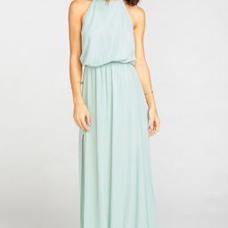Heather Halter Dress | Show Me Your Mumu