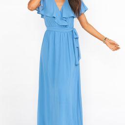 Audrey Maxi Dress | Show Me Your Mumu