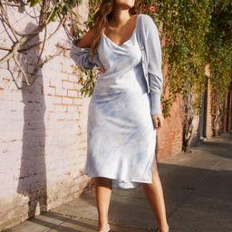 Satin Slip Dress | Abercrombie & Fitch (US)