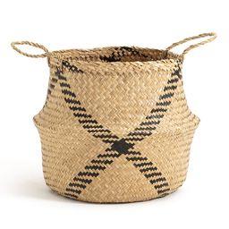 Rixy Foldable Basket, Large | La Redoute (UK)