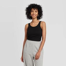 Women's Slim Fit Any Day Tank Top - A New Day™   Target