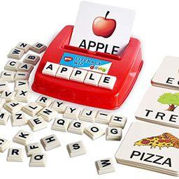 BOHS Literacy Wiz Fun Game - Upper Case Sight Words - 60 Flash Cards - Preschool Language Learnin...   Amazon (US)