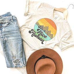 Retro Be A Nice Human Shirt, Be A Nice Human Shirts, Mom Kindness Shirt, Kind Shirt, Be Kind Shir...   Etsy (US)