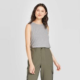 Women's Easy Tank Top - A New Day™   Target