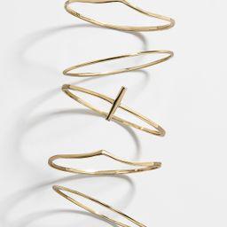 Quintet 18K Gold Vermeil Ring Kit ($78 Value) | BaubleBar (US)
