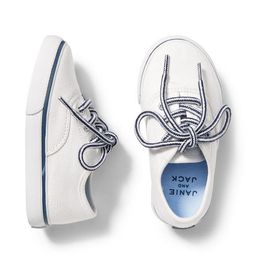 Twill Sneaker   Janie and Jack