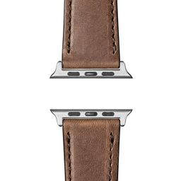 Leather Apple Watch® Strap | Nordstrom