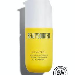 Counter+ All Bright C Serum | Beautycounter.com