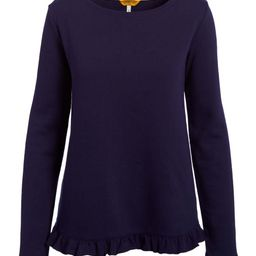 Joules Women's Sweatshirts and Hoodies FRNAVY - Navy Geraldine Sweater - Women | Zulily