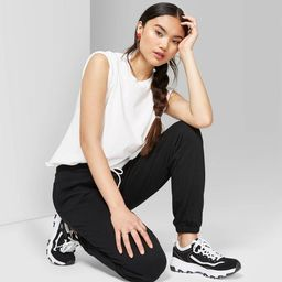 Women's High-Rise Vintage Jogger Sweatpants - Wild Fable™ (Regular & Plus) | Target