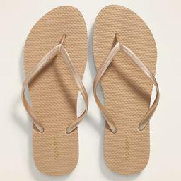 Classic Flip-Flops for Women | Old Navy (CA)
