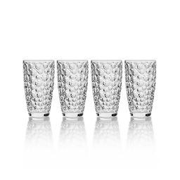 Mikasa® Eau de Vie Highball Glasses (Set of 4)   Bed Bath & Beyond