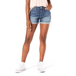 Women's High-Rise Shorts | Walmart (US)