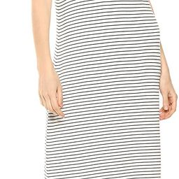 Amazon Brand - Daily Ritual Women's Supersoft Terry Sleeveless V-Neck Midi Dress | Amazon (US)