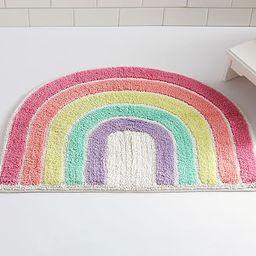 Rainbow Shaped Bath Mat | Pottery Barn Kids