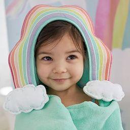 Rainbow Kids Hooded Towel | Pottery Barn Kids