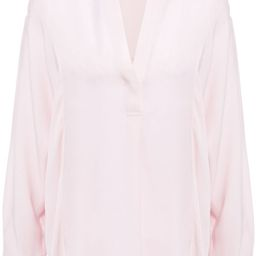 Silk crepe de chine blouse | The Outnet (UK and Europe)