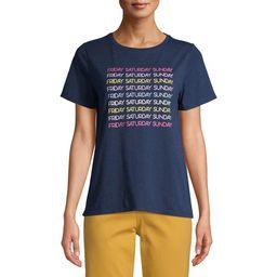 Women's Graphic T-Shirt   Walmart (US)