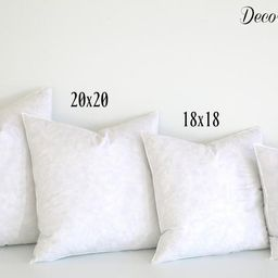 Down Pillow Inserts / Quality pillow inserts / Feather Pillow Inserts / Cheap Pillow Inserts /Sal... | Etsy (US)
