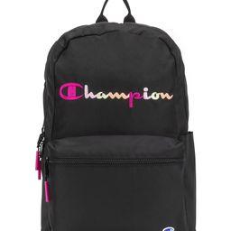 Champion Billboard Backpack, Black/Pink | Walmart (US)