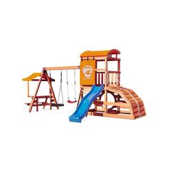 Little Tikes Real Wood Adventures Bushy Tail Burrow Outdoor Playset | Target