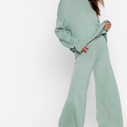 You've Met Your Match Knitted Lounge Set | NastyGal (US & CA)