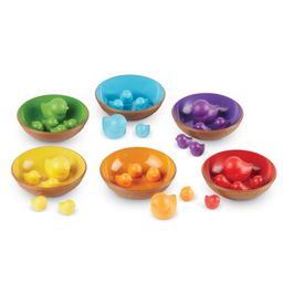 Learning Resources Birds in a Nest Sorting Set, Fine Motor Set, 36 Pieces, Ages 2+ | Walmart (US)