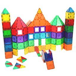 Playmags Tiles 100-Piece Magnetic Building Geometric Tiles Learn Shapes, Colors, & Alphabet – S... | Walmart (US)