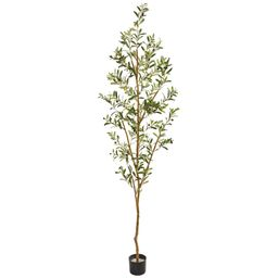 """82"""" Olive Artificial Tree by Nearly Natural 