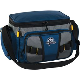 Okeechobee Fats Small Soft-Sided Tackle Bag with 2 Medium Utility Lure Box Storage Containers, Bl... | Walmart (US)