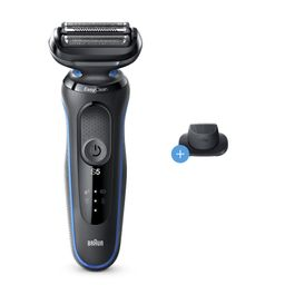 Braun Series 5 5018s Mens Wet Dry Electric Shaver with Charging Stand | Walmart (US)