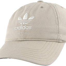 adidas Originals Womens Relaxed Adjustable Strapback Cap | Amazon (US)