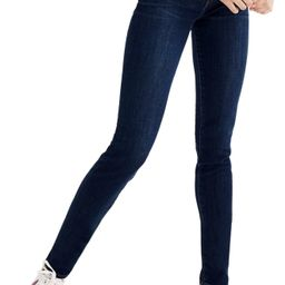 Women's Madewell 9-Inch High Rise Skinny Jeans, Size 26 - Blue | Nordstrom