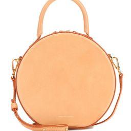 Circle leather crossbody bag | Mytheresa (US)