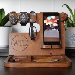 Daddy gift Docking station Father's Day gift Awesome dad gift New Dad Gift Baby Shower Gift Gift ...   Etsy (US)