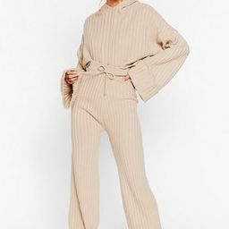 Take the Easy Option Sweater and Pant Lounge Set | NastyGal (US & CA)