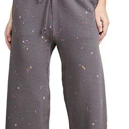 Free People Women's Sideline Pants Printed Sweatpants | Amazon (US)