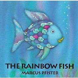 The Rainbow Fish (Board Book) by Marcus Pfister   Target