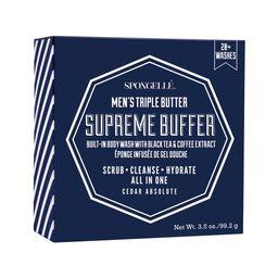 20+ Men's Supreme Buffer | Spongelle