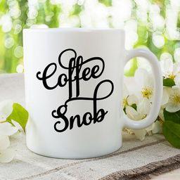 Berdina Coffee Snob Coffee Mug Winston Porter   Wayfair North America