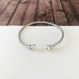 Cable Bracelet Collection :: Sherry Silver   Baubles & Bits