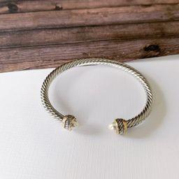 Cable Bracelet Collection :: Lianna Pearl | Baubles & Bits