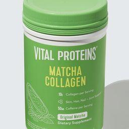 Matcha Collagen - Original   Vital Proteins