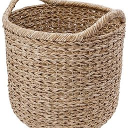 "KOUBOO 1060091 Handwoven Decorative Storage Basket, X-Large, 20"" x 20"" x 22"", Twisted Sea Grass   Amazon (US)"