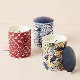 L'or de Seraphine Ceramic Candle | Anthropologie (US)
