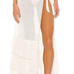 Cayman Wrap Skirt   Revolve Clothing (Global)
